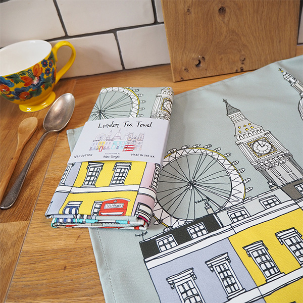 London teatowel